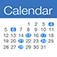 ハチカレンダー - 月表示専用カレンダー(...